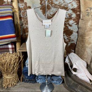 Jeanne Alexander Women's Shirt Size 14 NWT